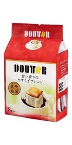ドトールコーヒー ドリップパック 甘い香りのやすらぎブレンド 8P×6袋
