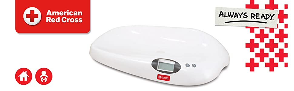 Tomy International Y7150 The First Years American Red Cross Soothing Baby Scale