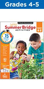 Summer Bridge Activities 4-5