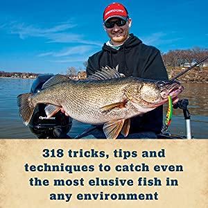 318 tricks, tips and techniques to catch even the most elusive fish in any environment.