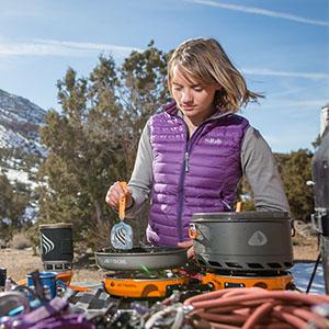jetboil; jet boil; basecamp; backpacking; cooking; system