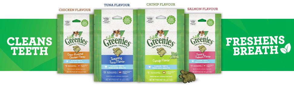 Greenies, Cat Treats, feline greenies, dental treats