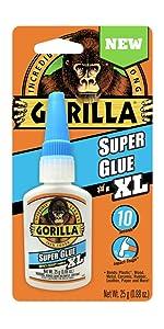 Gorilla Super Glue XL