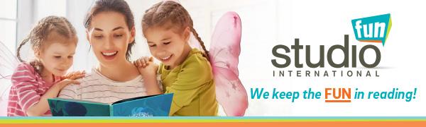 Studio Fun International, Studio Fun, Children's Books, Novelty Books, Blippi Books, Blippi