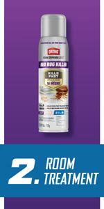 Ortho Home Defense MAX Bed Bug Killer Aerosol Spray