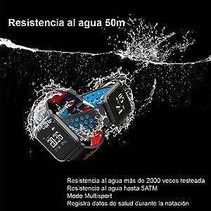 Smartwatch gps, tensiómetro, oxímetro, pulsómetro, smartwatch bluetooth, reloj inteligente