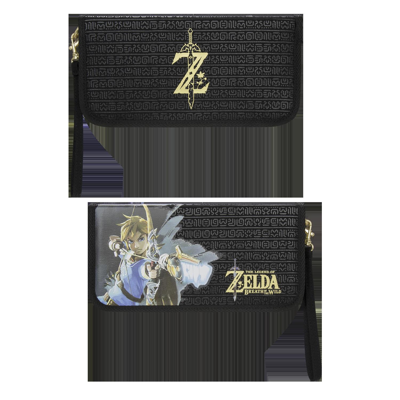 Nintendo switch zelda breath of the wild for Housse zelda nintendo switch