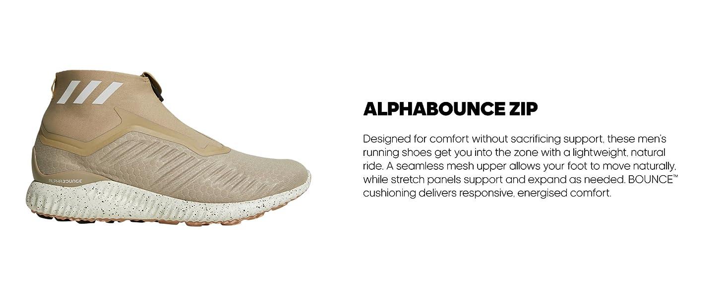 Alphabounce Zip adidas running