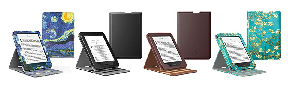 Capa Kindle WB Vertical