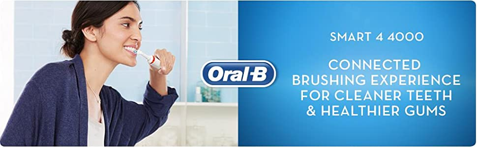 Oral-Bsmart4000 electrictoothbrush electricrechargeabletoothbrush rechargeabletoothbrush oral-b oral