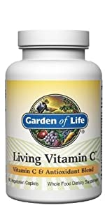 living vitamin c and antioxient blend