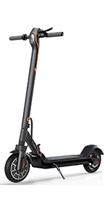 Amazon.com : Hiboy MAX Electric Scooter - 350W Motor 8.5 ...