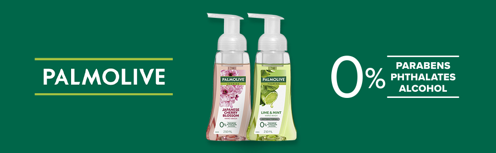 Palmolive Foaming Hand Wash Range