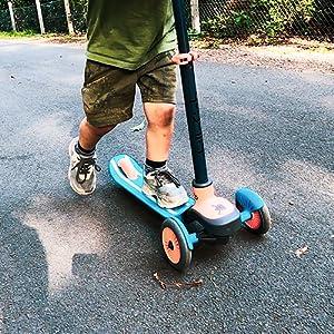 Scotti, Chillafish, Scooter, wheelbase, scooter, pennyboard,, 4 years, outdoor, 7 years, fun