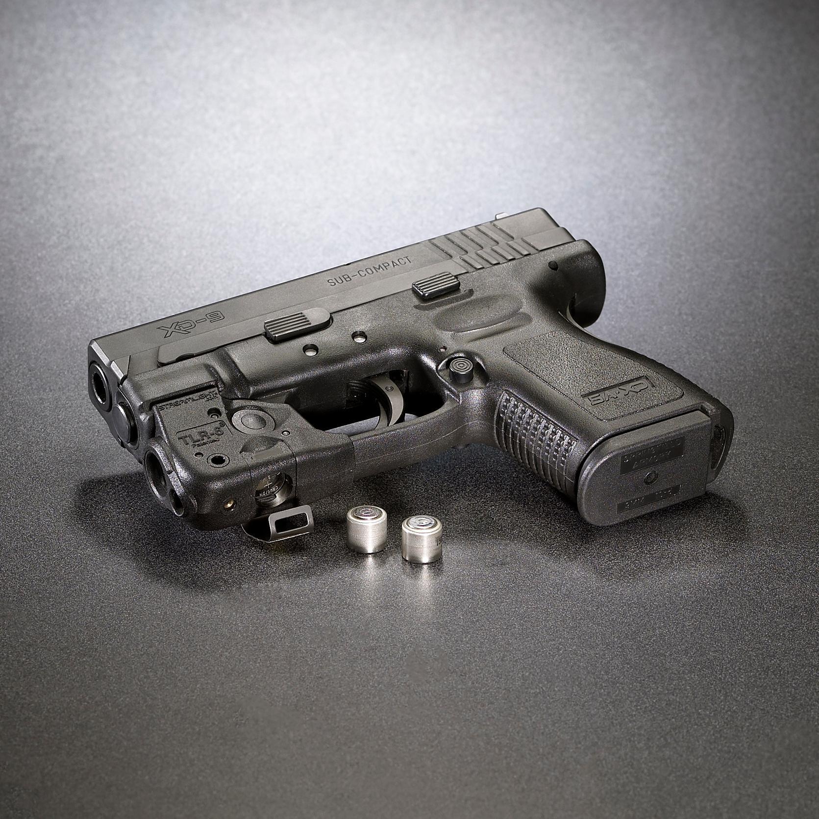 Amazon Com Streamlight 69291 Tlr 6 Tactical Pistol Mount
