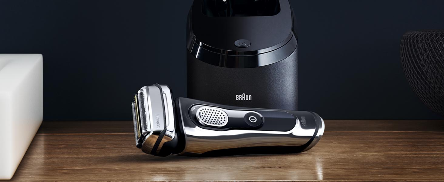 Braun Series 9 9296CC Rasoio Elettrico Barba
