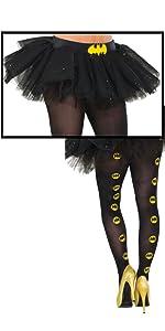 tutu skirt and tights