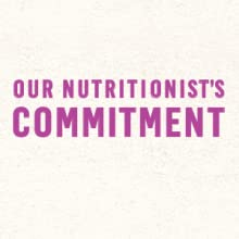 Our nutritionist's commitment