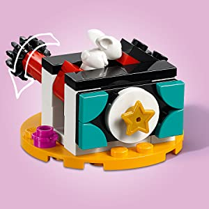 LEGO, Friends, magic, toys, music