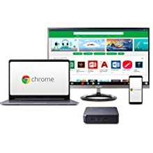 ASUS Chromebox 3 Chrome OS Google Play Store Apps Dual Display Security Intel Core Display Port