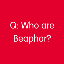 Q: Who are Beaphar?