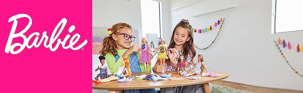 Ropa de Barbie: 2 conjuntos para Barbie