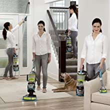 Vacuum; Vacuum Cleaner; BISSELL; Carpet Cleane; Lift-Off; Dirt; Pet; Clean; Bagless; Upright Vacuum