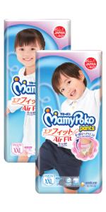 MamyPoko Air Fit XXL Size