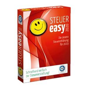 steuererklärung steuersoftware steuererklärungssoftware steuer-easy steuer-programm pc computer