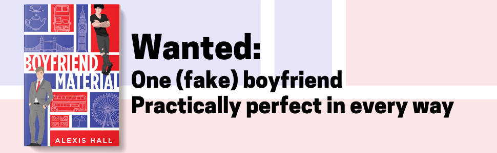 wanted: one (fake) boyfriend. Practically perfect in every way.