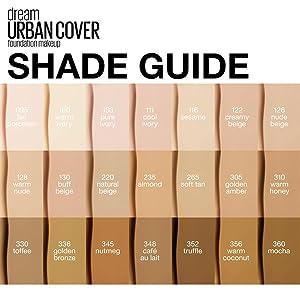 dream urban cover foundation bb cream it cosmetics ysl foundation