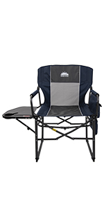 Extra Compact Folding Directors Camping Chair
