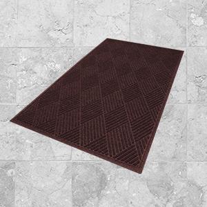 WaterHog Eco Premier, entrance mat, bi-level design, traps dirt, traps moisture, prevents tracking