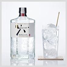 ROKU, gin, giapponese, distillato, tonic, mare, bombay, regalo, sapphire, gin tonic, dry, london dry