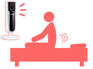離床センサー