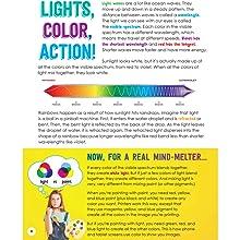 klutz, diy rainbow catcher, maker lab, stem, science, activity