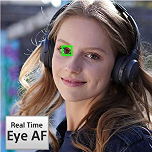 Real-time Eye AF