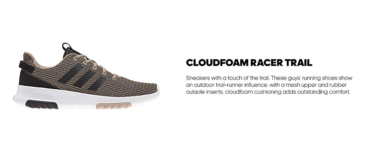 adidas core cloudfoam trail running 76ce5e7a65