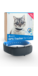 ... Tractive GPS Gato ...
