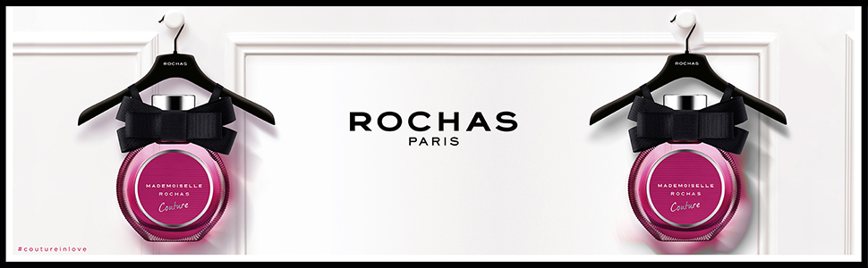 Rochas Mademoiselle Couture Eau de Parfum, 50ml: Amazon.co.uk: Luxury Beauty