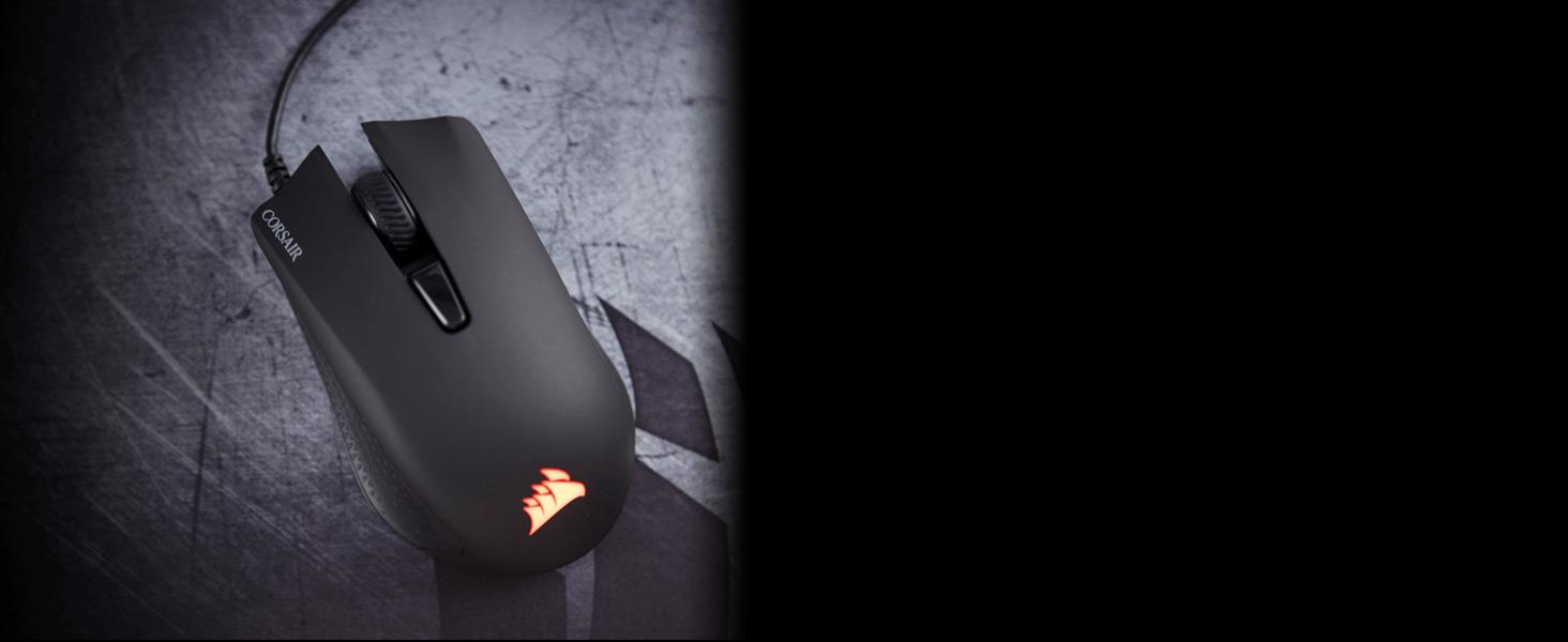 Harpoon- RGB Gaming Mouse