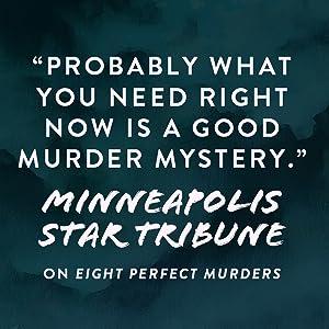 Eight Prefect Murders