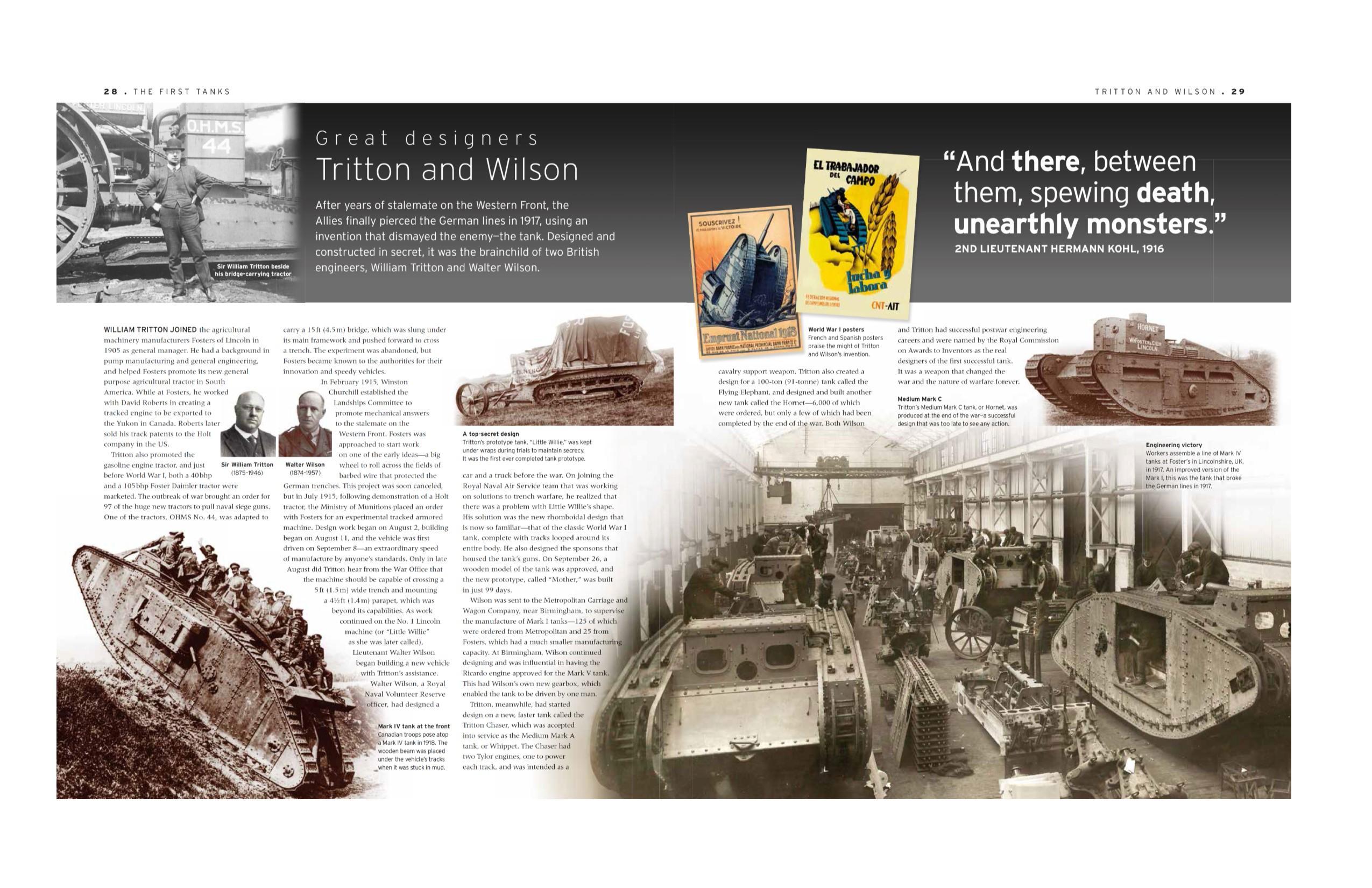 Tank The Definitive Visual History Of Armored Vehicles Dorling  # Kohl Muebles Farmacia