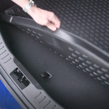 car boot liner, boot mat, rubber boot mat, dog mat, trunk liner, pet protector, boot protector,