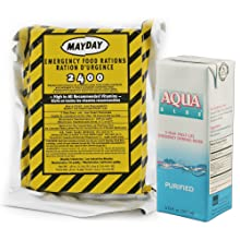 Emergency Food and Water by Ready America