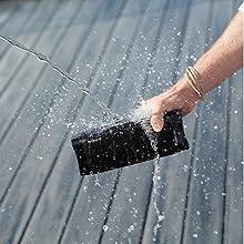 IP67 rating: Waterproof and rustproof