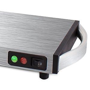 Suntec WHP-8472 Plaque chauffante sans fil