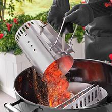 5b846a1e Amazon.com: Weber 7429 Rapid Fire Chimney Starter: Garden & Outdoor