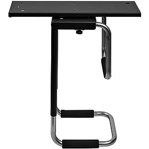 under desk CPU mount, under desk CPU holder, CPU mount, CPU holder, CPU