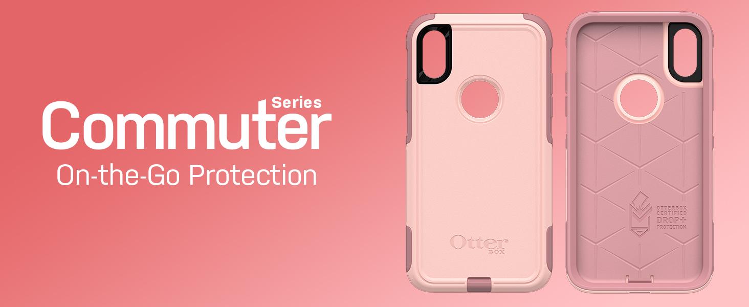 iphone XS, iphone Xs case, otterbox iphone xs case, otterbox commuter, iphone xs case